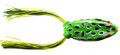 "Booyah BYPC3901 Pad Crasher Hollow - Body Frog, 2 1/2"", 1/2 oz, Leopard - BYPC3901"