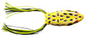 "Booyah BYPC3900 Pad Crasher Hollow - Body Frog, 2 1/2"", 1/2 oz, Swamp - BYPC3900"
