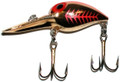 "Brad's BLW-20 L'il Wiggler - Crankbait, 2"", 1/5 oz, Copper with - BLW-20"