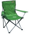 Bravo Sports 146109 Quik Chair Brnz - Series Steel Frame 225Lb Moss Green - 146109