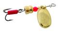 Buds Lure BS.500.B.BX Steelhead - In-Line Spinner, #0, Brass - BS.500.B.BX