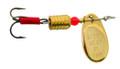 Buds Lure BS.501.B.BX Steelhead - In-Line Spinner, #1, Brass - BS.501.B.BX