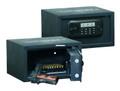 Bulldog BD1050 Pistol Vault Blk - Digital Lock 7x12x10 - BD1050