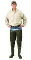 Caddis CA2301W10 Hip Boots Ultra - Lite PVC Sz10 - CA2301W10