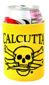 Calcutta CPCYL Pocket Can Cooler - Yellow w/Blk Logo - CPCYL
