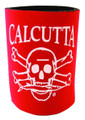 Calcutta CCCRD Can Cooler Red w/Wht - Logo - CCCRD