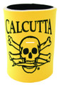 Calcutta CCCYL Can Cooler Yellow - w/Blk Logo - CCCYL