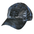 Calcutta BR138935 Kryptek Neptune - Camo cap, patch front, adjustable - BR138935