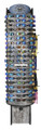 Calcutta 132PC-FIR 2-66Pc - Assortment w/Floor Display - 132PC-FIR