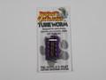 Cat Tracker CCTU3-PURPLE - CTTU3-Purple Tubie Worm Purple 3/Pk - CCTU3-PURPLE