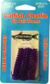 Catfish Charlie DBG-3-08 Dip Bait - Worm Purp 3Pk - DBG-3-08