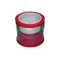 """Challenge 50297 Cricket Cage 6"""" - Round Wire Bucket - 50297"""