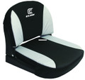 Clam 9821 Deluxe Seat Covers (Back - & Bottom) - 9821
