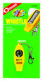 Coghlans 0240 Kids Whistle - 4-Function - 240