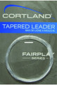 Cortland 605206 Fairplay Fly - Leaders 3X 9' 5.5lb - 605206