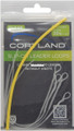 Cortland 601253 Leader Loops - Slip-On Leader Loops - 4 Per Bag - 601253
