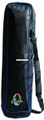 Croxton 208020 Trek 4 Combo Rod Bag - With 1 Pocket & Carry Strap - 208020