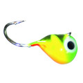 Custom Jigs CT4-CS-04 Chekai jig Sz - 4mm 14Hk Tungsten FireTig 1/Pk - CT4-CS-04