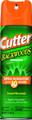 Cutter HG-96283 Backwoods Insect - Repellent 11oz Aerosol 25% DEET - HG-96283