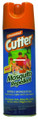 Cutter HG-51020 All Family Insect - Repellent 6oz Unscented Aerosol 10% - HG-51020