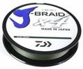 Daiwa JB4U10-300DG J-Braid X4 4 - Strand Braided Line, 10# 300 yd - JB4U10-300DG