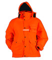 Deer Camp 92P-L-OR Parka Large - Blaze Orange - 92P-L-OR