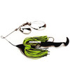 Dixie Dancer DDT07 Spinnerbait, 3/8 - oz, Tandem Indiana Blades - DDT07