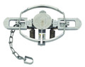 """Duke 0501 Coil Spring Trap, Offset - Jaw, #3 CS OS, 6"""" Jaw Spread - 501"""