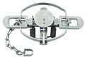 "Duke 0500 Coil Spring Trap, #3 CS - 6"" Jaw Spread, Beaver,Bobcat,Coyote - 500"
