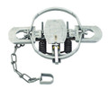 """Duke 0491 Coil Spring Trap, Offset - Jaw, #2 CS OS, 5.5"""" Jaw Spread - 491"""