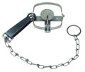 "Duke 0300 Long Spring Trap, #0 LS - 3.5"" Jaw Spread, Gopher, Weasel - 300"