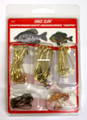 Eagle Claw 616H Crappie/Bream Hook - Assortment, Size 6 - 1/0, Aberdeen - 616H