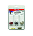 Eagle Claw L615RH Lazer Sharp - Walleye Hook Assortment, Size 6 - 2 - L615RH
