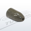Eco Pro WW-14GP Tungsten Worm - Weights 1/4oz Green Pumpkin 3Pk - WW-14GP