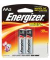 Energizer E91BP-2 Battery AA 2Pk - E91BP-2