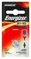 Energizer 357BPZ Watch Battery - 357/303 1Pk - 357BPZ