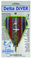 E-Z Tackle 5984 E-Z Diver Delta Cht - Multi - 5984