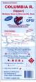 Fish-N-Map 92083 Columbia River - Upper - 92083