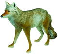 Flambeau 5985MS Masters Series Lone - Howler Coyote Decoy, 3-D, Faux Fur - 5985MS