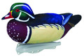 Flambeau 8018SUV Storm Front 2 - Classic Floater Wood Duck Decoys - 8018SUV