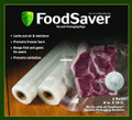 "Foodsaver FSGSBF0544-000 8"" Rolls - 20' Long 6Pk - FSGSBF0544-000"