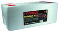 Frabill 1050 Habitat V Worm Bx Foam - W/5Lb Bedding - 1050