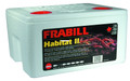 Frabill 1020 Habitat II Worm Bx 8Dz - 1020