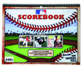 Franklin 19187 MLB Scorebook - Baseball/Softball - 19187