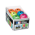 Franklin 23342S4 Franklin MLB Neon - Rubber Teeball PDQ - 23342S4