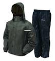 Frogg Toggs AS1310-105XX All Sport - Rain Suit, Stone|Black|Size 2X - AS1310-105XX