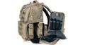 G.P.S. GPS-T1612BPT Tactical Range - Backpack Tan - GPS-T1612BPT