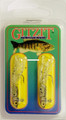 "Gitzit 16182 Little Tough Guy Jig - 1 1/2"", 1/8 oz, Sz 4 Hook, Minnow - 16182"