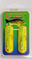 "Gitzit 16163 Little Tough Guy Jig - 1 1/2"", 1/16 oz, Sz 6 Hook - 16163"
