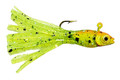 Gitzit 16317 Micro Little Tough Guy - Jig, 1/25 oz, Chartreuse & Orange - 16317